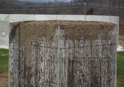 Nocardia Foam in wastewater