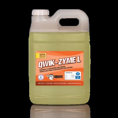 Qwik-Zyme L 2.5 gallon