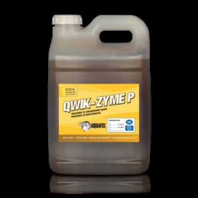 Qwik-Zyme P 2.5 gallon