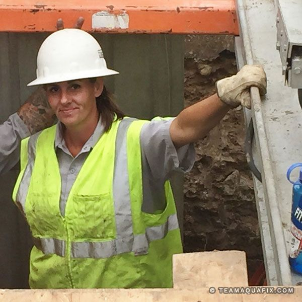 2018's Inspiring Woman of Wastewater: Tiffany