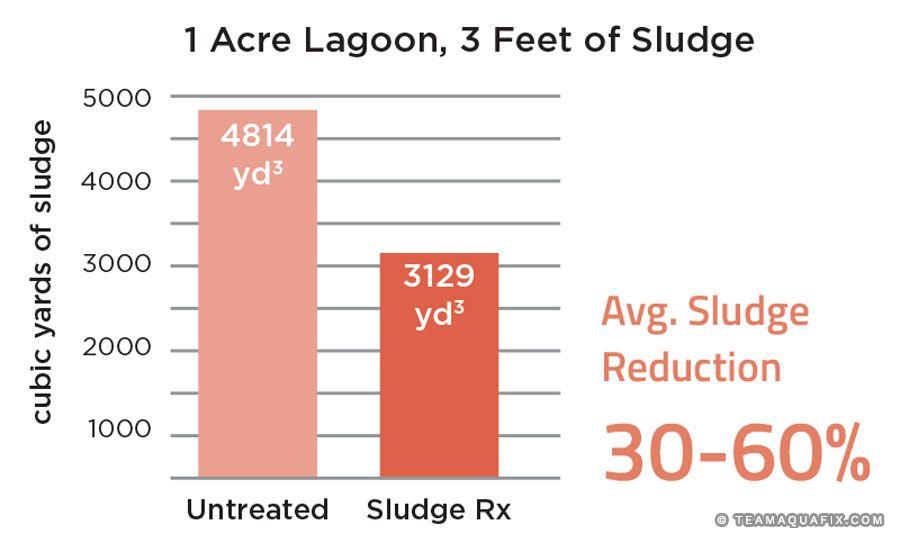 Lagoon Sludge Removal Tablet