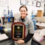 2020s Inspiring Woman of Wastewater: Renee